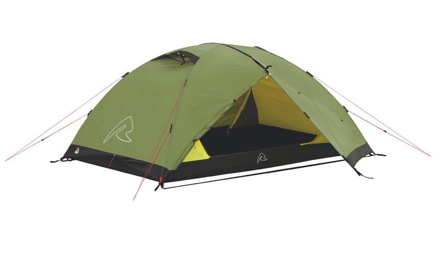 Robens Lodge 2 tent groen